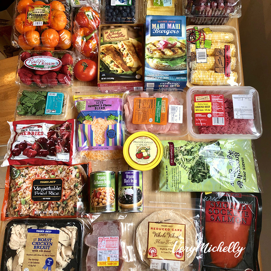 Trader Joes WW Items