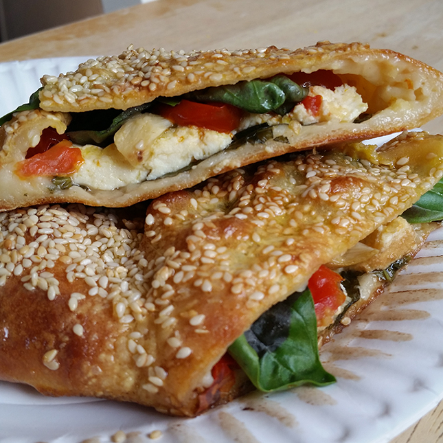 Stuffed Bread Pockets