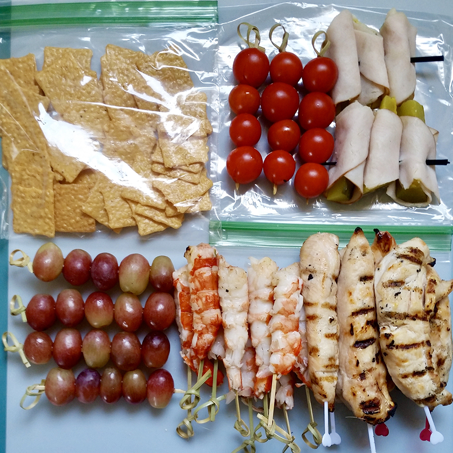 Grab and Go Snack Packs